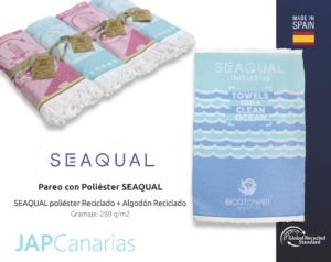 SEAQUAL ECOTOWEL - Jap Canarias
