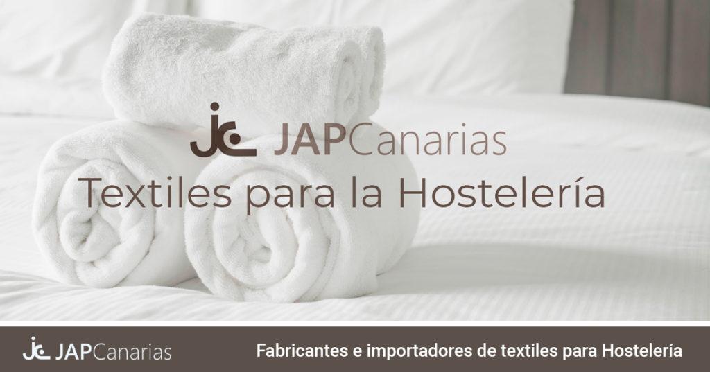 JAP CANARIAS TEXTIL HOSTELERÍA